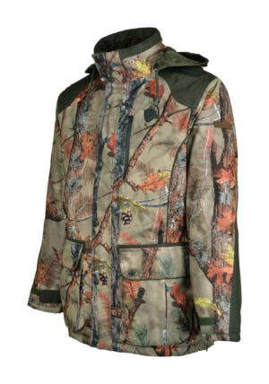 Jacka Softshell wood camo (Percussion)