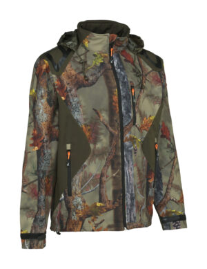 Jacka Softshell Gost Camo (Percussion)