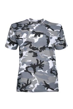 T-shirt Barn Camo (Percussion)